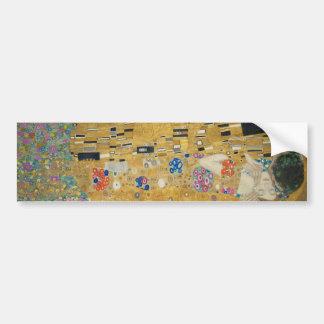 The Kiss - Gustav Klimt Car Bumper Sticker