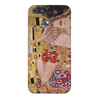 The Kiss, Gustav Klimt iPhone 5/5S Case