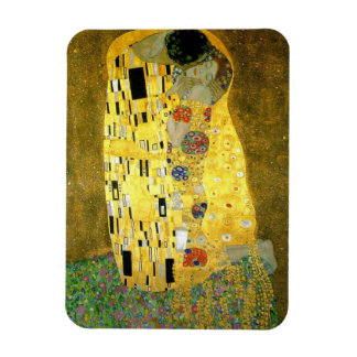 The Kiss ~ Gustav Klimt Magnet