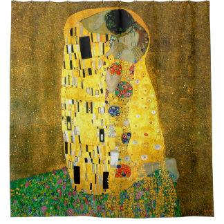 The Kiss ~ Gustav Klimt Shower Curtain