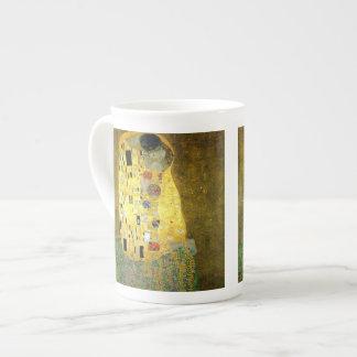 The Kiss ~ Gustav Klimt Tea Cup