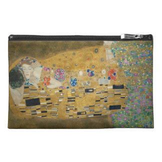 The Kiss - Gustav Klimt Travel Accessories Bag