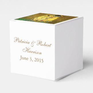 The Kiss Gustav Klimt Wedding | Favor Box
