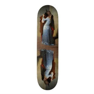 The Kiss / Il Bacio skateboard