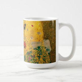 The Kiss (Klimt) fine art mug
