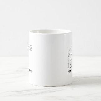 The Kiss of Death Coffee Mug