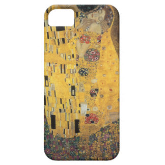 The Kiss, ,reproduction,Gustav Klimt painting,art iPhone 5 Cases