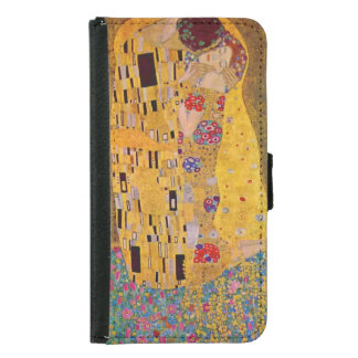 The Kiss Samsung Galaxy S5 Wallet Case