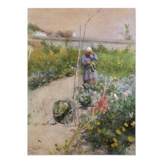 The Kitchen Garden Kokstradgarden Card