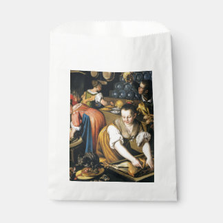 The Kitchen in detail by Vincenzo Campi Favour Bags
