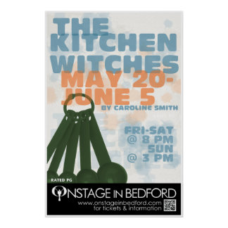 THE KITCHEN WITCHES Poster