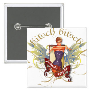 The Kitsch Bitsch Bathing Beauty Tattoo Pin-Up