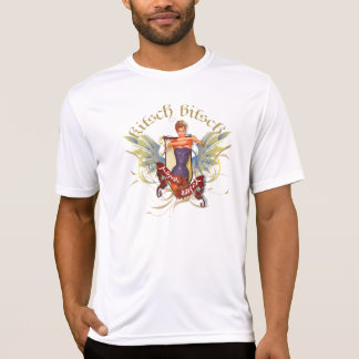 The Kitsch Bitsch : Bathing Beauty Tattoo Pin-Up T-Shirt
