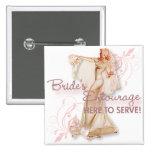 The Kitsch Bitsch : Bride's Entourage! Pins