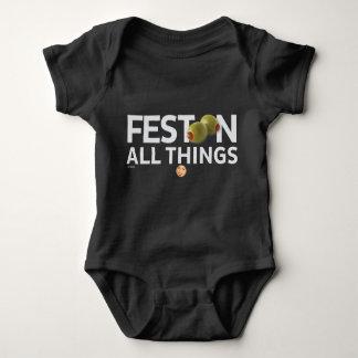 The Kitsch Bitsch™: Festoon All Things Baby Bodysuit
