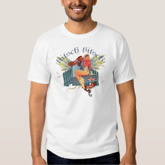 The Kitsch Bitsch : Fly Girl Tattoo Pin-Up Shirts