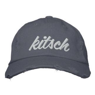 The Kitsch Bitsch© : Kitsch Embroidered Cap