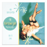 The Kitsch Bitsch : Not Wed Yet! Foundation Party 13 Cm X 13 Cm Square Invitation Card