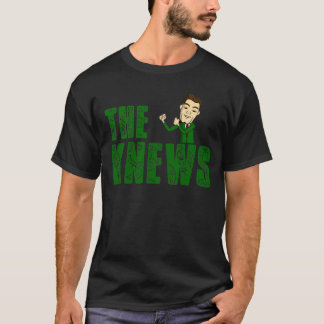 """""""The Knews"""" T-Shirt ~DonGrimm Edition~ BLK"""