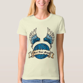 The Knit Girls Simple New Logo T-Shirt