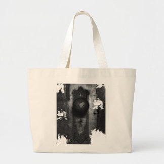 The knob tote bags