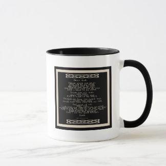 The Knots Prayer Mug