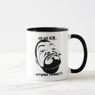 The Koksman into the morning Mug