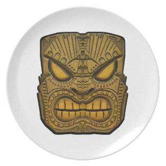 THE KON TIKI PLATE