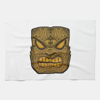 THE KON TIKI TEA TOWEL