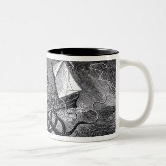 The Kraken Coffee Mugs