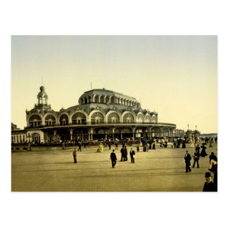 The Kursaal Ostend Belgium Postcard