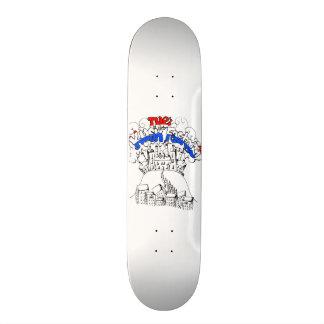 the kush skate board