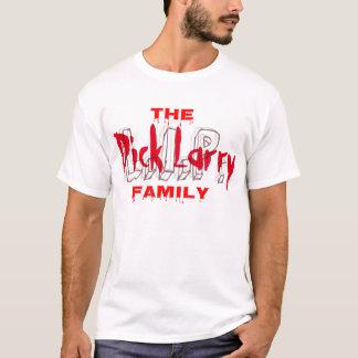 The L.I.P. Family Dick Larry mens t-shirt