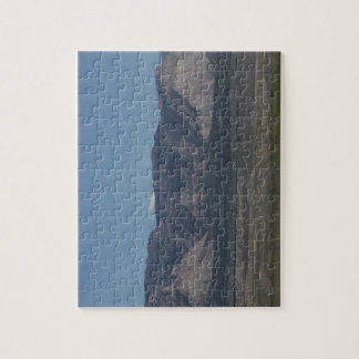 The La Sal Mountains Jigsaw Puzzle