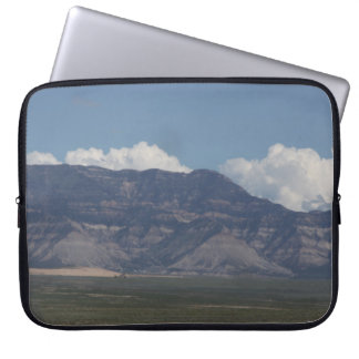The La Sal Mountains laptop sleeve