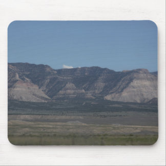 The La Sal Mountains Mouse Pad