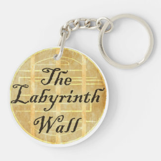 The Labyrinth Wall Key Ring
