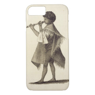 The Lad Taiyota, Native of Otaheite, in the Dress iPhone 7 Case