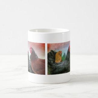 The Ladies - Chickens Coffee Mug