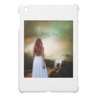 THE LADY AND THE HORSE iPad MINI CASES
