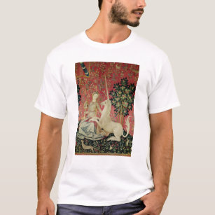 The Lady and the Unicorn: 'Sight' T-Shirt