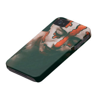 The Lady of Crimson Tears iPhone 4 Case