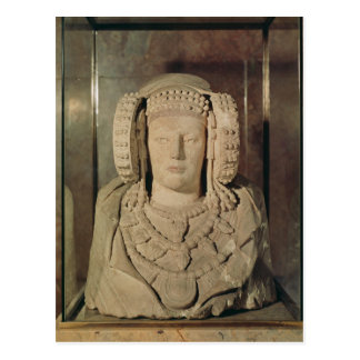 The Lady of Elche Postcard