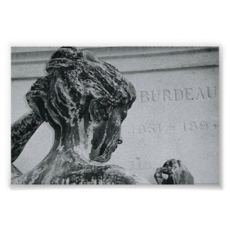 THE LADY OF PERE LA-CHAISE POSTER