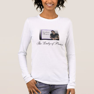The Lady of Praise Long Sleeve Top