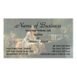 The Lady of Shalott (On Boat) by JW Waterhouse Pack Of Standard Business Cards