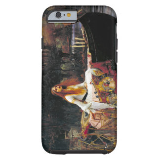 The Lady of Shalott Tough iPhone 6 Case