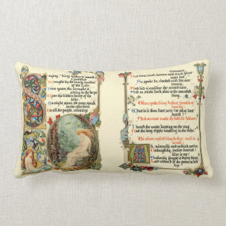 The Lady Of The Lake Cushions