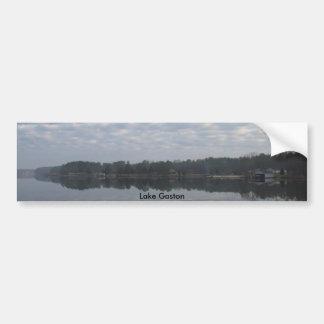 The Lake (2), Lake Gaston Bumper Sticker