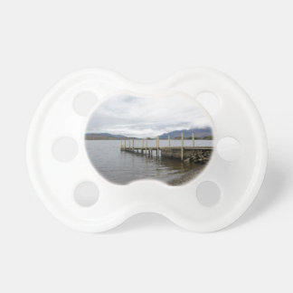 The Lake At Derwentwater Baby Pacifier